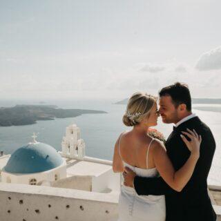 Santorini Elopement Photographer Videographer 78