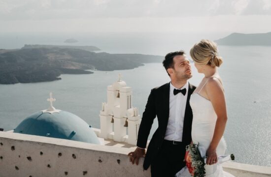 Santorini Elopement Photographer Videographer 80