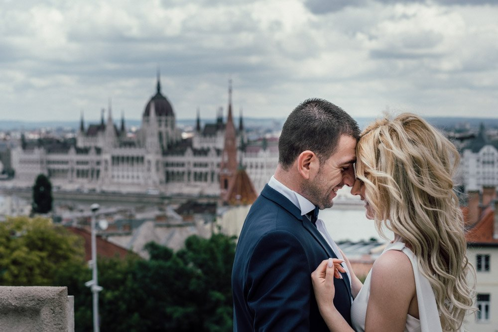 Budapest Wedding Elopement Photographer 16