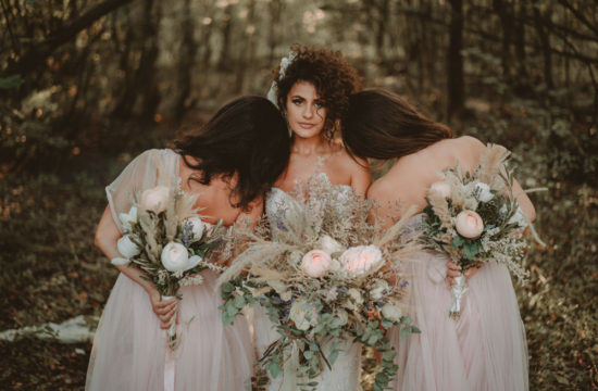 modern boho wedding inspiration 127